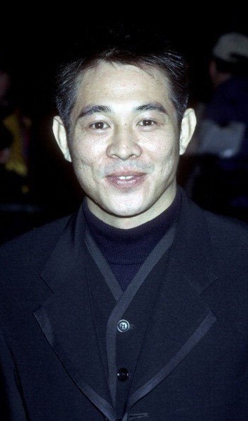 Actor Jet Li attends 31st Annual NAACP Image Awards on February 12, 2000 at the Pasadena Civic Auditorium in Pasadena, California.
