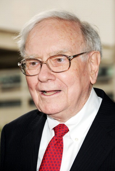 Warren Buffett attends The Film Society Of Lincoln Center And AMC Celebration Of 'Breaking Bad' Final Episodes at The Film Society of Lincoln Center, Walter Reade Theatre on July 31, 2013 in New York City.