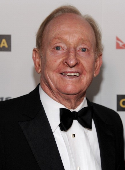 Former tennis player Rod Laver attends 'G'Day USA 2011' Black Tie Gala at Hollywood Palladium on January 22, 2011 in Hollywood, California. (Photo by )