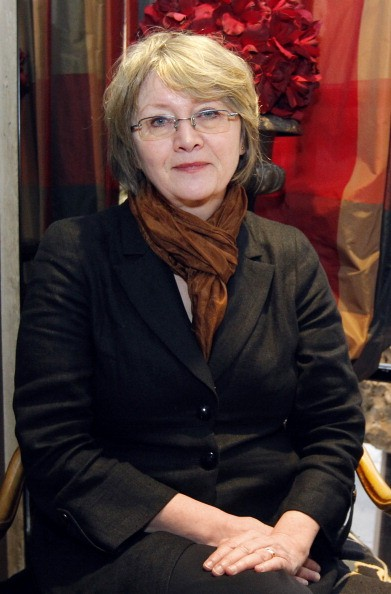 Eva Gabrielsson, longtime partner of Swedish late writer Stieg Larsson, author of the best-selling 'Millennium' trilogy, poses on January 27, 2011 at her hotel in Paris. Gabrielsson, published in France with Actes Sud on January 19, 2011 a memoir 'Millennium, Stieg and Me' in which she claimed that Larsson's brother and father, his heirs, built a 'Stieg Larsson industry.'