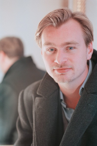 English-American film director Christopher Nolan, 12th December 2000.