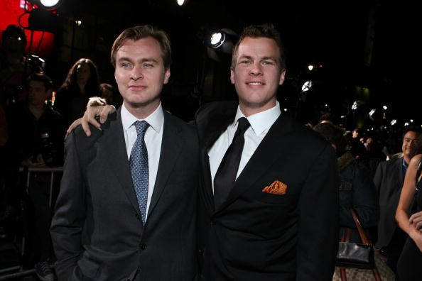 Director Christopher Nolan and writer Jonathan Nolan