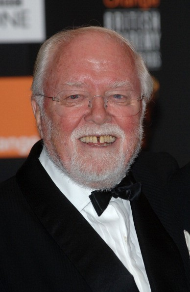 Lord Attenborough during The Orange British Academy Film Awards 2006 - Press Room at Odeon Leicester Square in London, Great Britain.