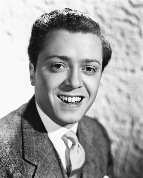 English actor and director Richard Attenborough, circa 1950.