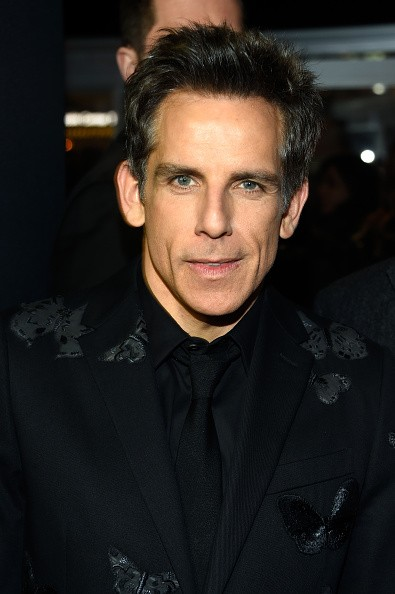 Actor Ben Stiller attends the 'Zoolander No. 2' World Premiere at Alice Tully Hall on February 9, 2016 in New York City.