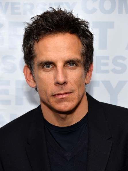 Actor Ben Stiller attends the Film Independent Screening and Q+A of 'The Secret Life Of Walter Mitty' at the Zanuck Theater at 20th Century Fox Lot on November 15, 2013 in Los Angeles, California.