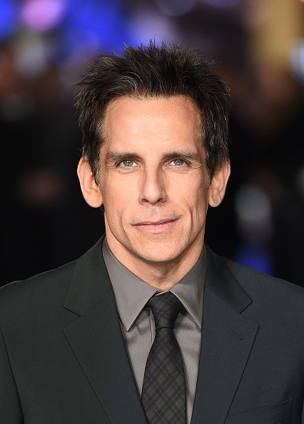 Ben Stiller attends the UK Premiere of 'Night At The Museum: Secret Of The Tomb' at Empire Leicester Square on December 15, 2014 in London, England.