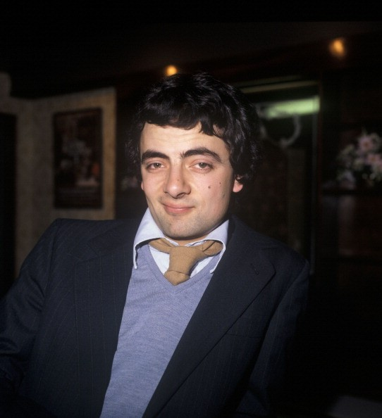 Rowan Atkinson, British Comedian, Writer And Satirist, 16.11.1980.