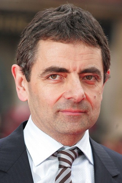 Rowan Atkinson during 'Mr. Bean's Holiday' London Charity Premiere - Outside Arrivals at Odeon Leicester Square in London, Great Britain.