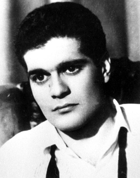 A photo from the early 1950s of Egyptian actor Omar Sharif. Sharif, 67, is of Lebanese origin, born Michel Shalhoub in Alexandria. He began his career as an actor in Egypt in the early1950s and rose to international fame with his role in David Lean's Dr. Zhivago in the late 60s.