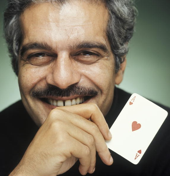 Egyptian film actor Omar Sharif on 11th September 1973.