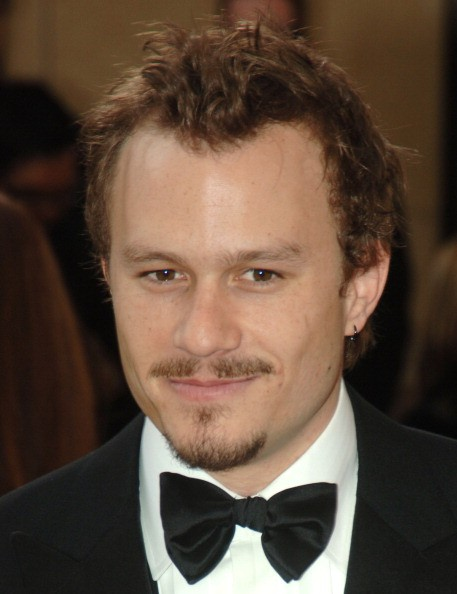 Heath Ledger, nominee Best Actor in a Leading Role for 'Brokeback Mountain'