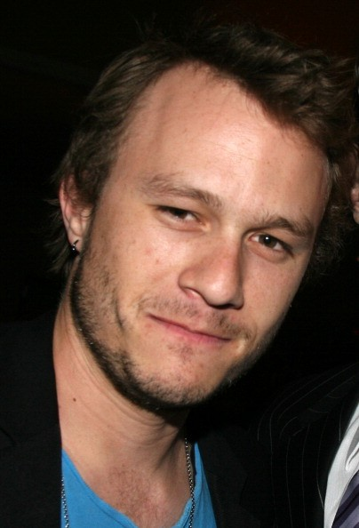 Heath Ledger during 'Awake and Sing!' Opening Night - After Party at Marriott Marquis Ballroom in New York City, New York, United States.