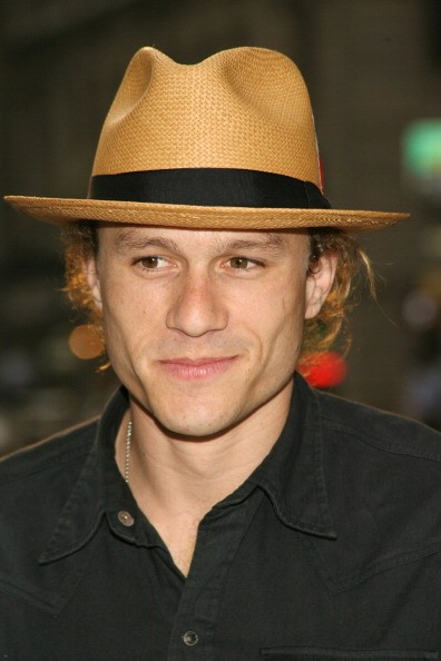 Heath Ledger during 'Rescue Dawn' New York City Premiere - Arrivals at Dolby Screening Room at 1350 Avenue of the Americas in New York City, New York, United States.