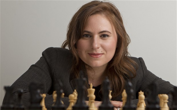 Judit Polgár, from Budapest, has beaten nine world champions, including Karpov, Kasparov and Spassky