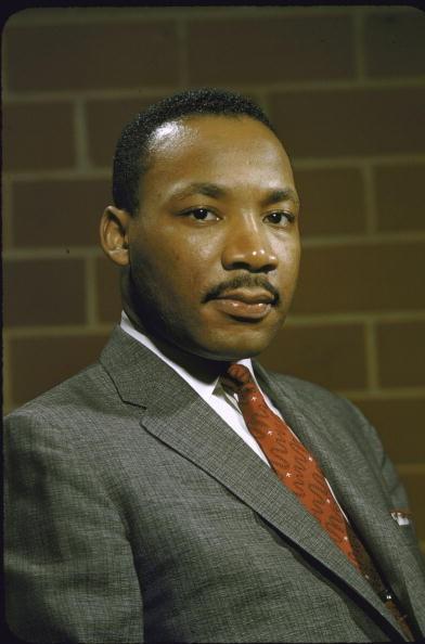 Portrait of Rev. Martin Luther King, Jr.