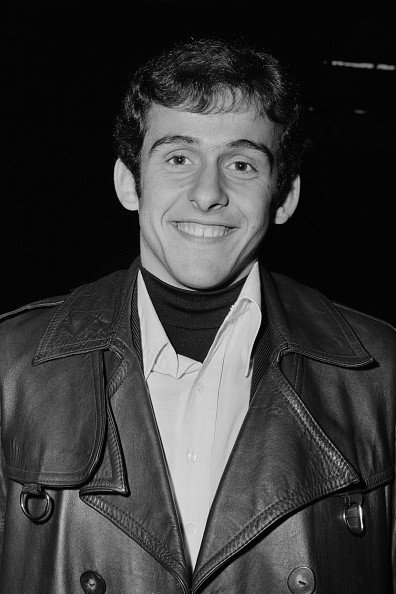 Young French soccer player Michel Platini.
