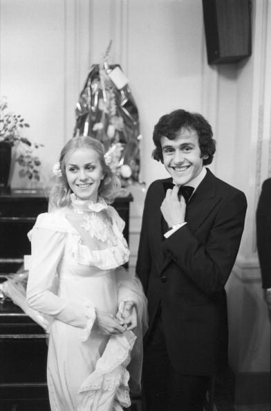The Wedding Of Michel Platini With Christelle Bogoni