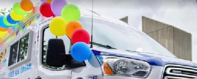 Boston police add $89,000 ice cream truck to patrol fleet