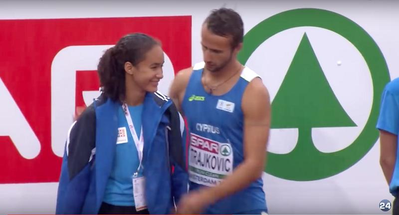 Milan Trajkovic Shows Some Gentlemen Act