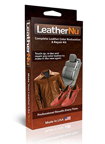 Home Goods Couches: (VIDEO Review) LeatherNu Complete Leather Color