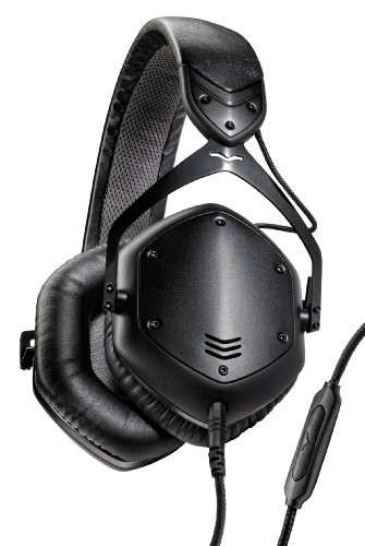 (VIDEO Review) V-MODA Crossfade LP2 Vocal Limited Edition Over-Ear Noise-Isolating Metal Headphone (Matte Black)