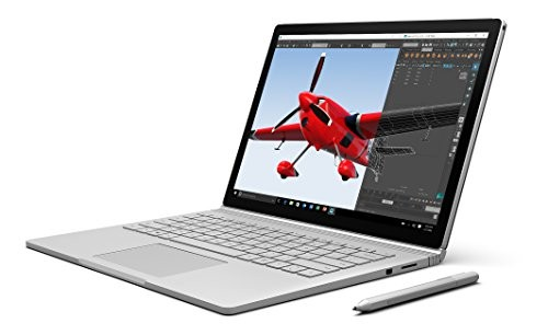 (VIDEO Review) Microsoft Surface Book (512 GB, 16 GB RAM, Intel Core i7, NVIDIA GeForce graphics)