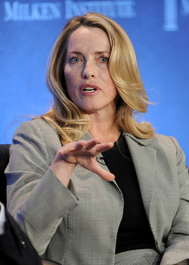 Laurene Powell Jobs (Source: Reuters)