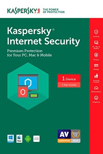 (VIDEO Review) Kaspersky Internet Security 2017   1 Device   1 Year   Download