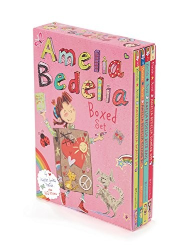 (VIDEO Review) Amelia Bedelia Chapter Book Box Set #2: Books 5-8