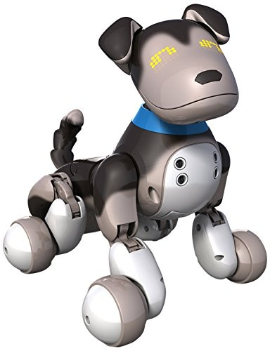 (VIDEO Review) Zoomer Interactive Puppy - Shadow