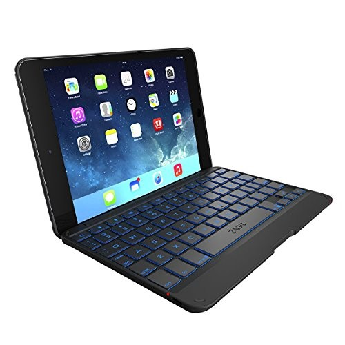 Video Review Zagg Cover With Blacklit Hinged Keyboard