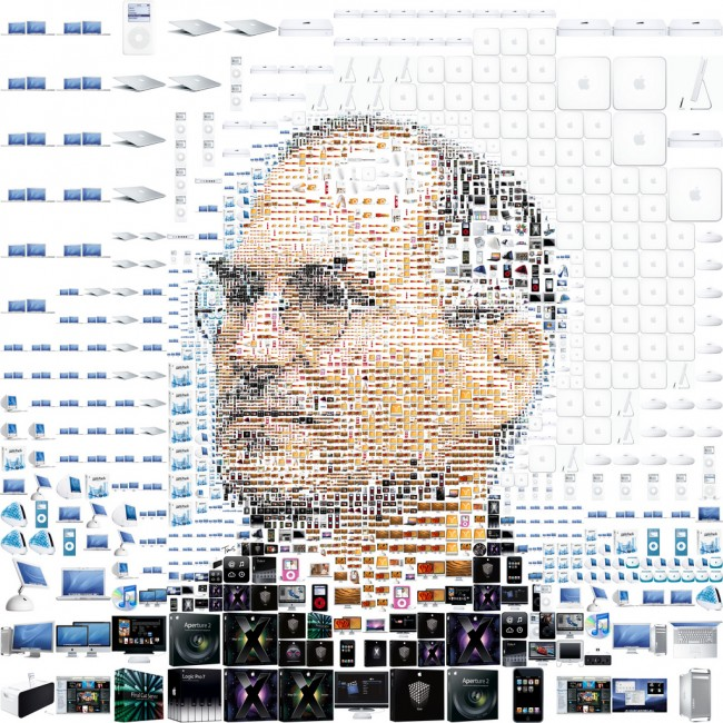 Steve Jobs (Source: Flickr/ marcopako)