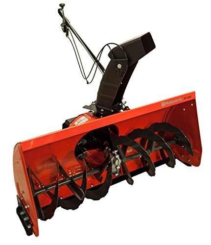 Video Review Husqvarna St42e Snow Thrower Attachment