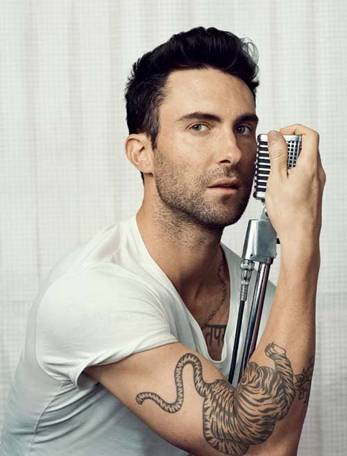Source: facebook/adam levine