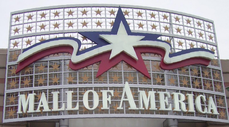 Mall of America, Minnesota