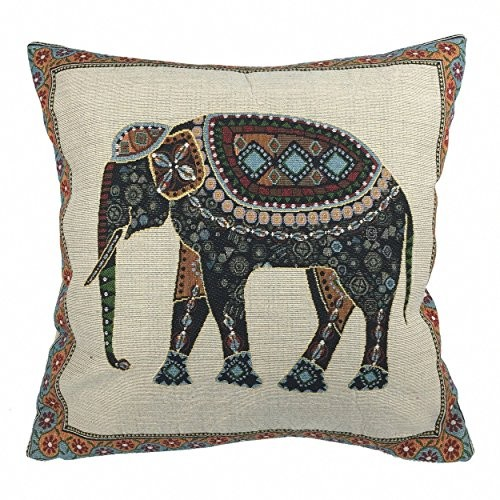 Top 5 Best throw pillow elephant covers for sale 2017