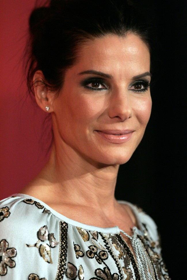 50 things you didn't know about Sandra Bullock: She's ...