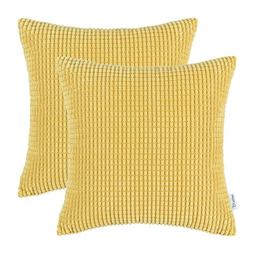 Top 5 Best throw pillow yellow gold for sale 2017