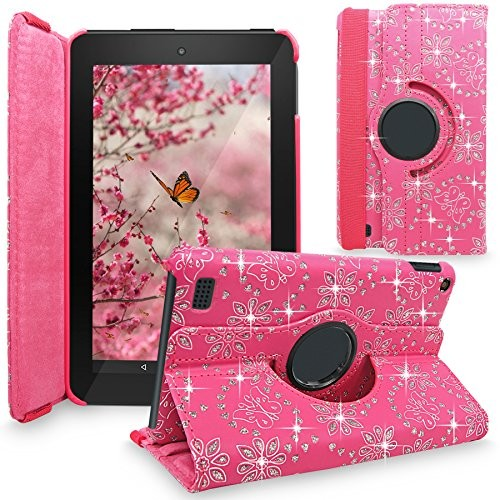 Kindle Vs Sony Reader: 5 Best Amazon Kindle Fire Case For Girls To Buy (Review