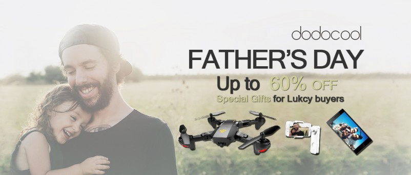 Special Deal: dodocool Father's Day Gifts