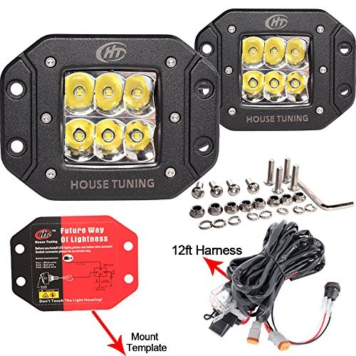 Top 5 Best Flush Mount Off Road Lights To Purchase Review