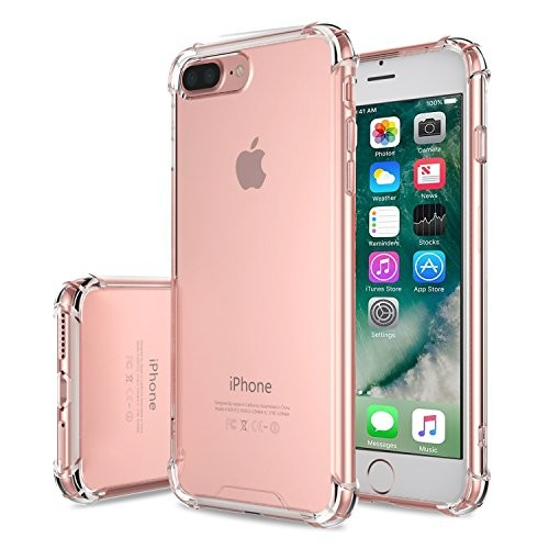 nuovo prodotto 86eee 005ba Top 5 Best Selling cover iphone 7 plus clear case with Best ...