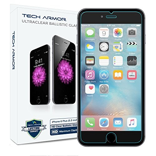 What is the best iphone 7plus screen protector ballistic glass out there on the market? (2017 Review)