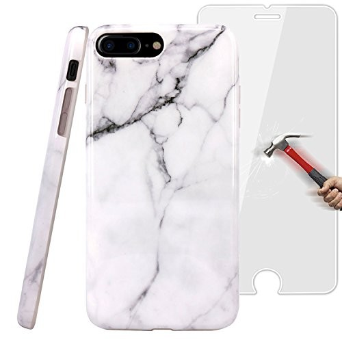 Top 5 Best marble iphone 7 plus case screen protector to Purchase (Review) 2017