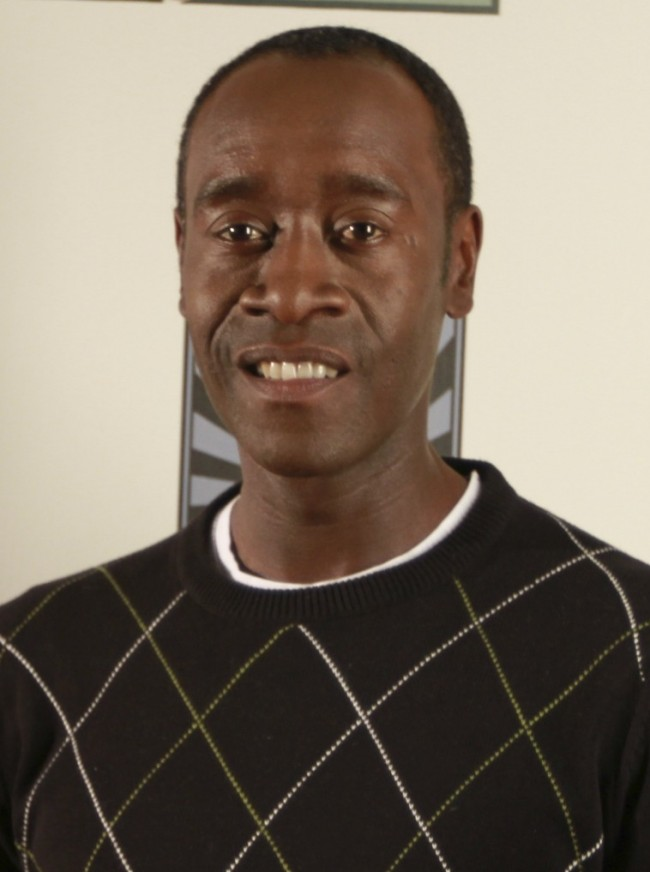 Don Cheadle Is Star and Director of the Biopic 'Miles ... |Don Cheadle Family 2014