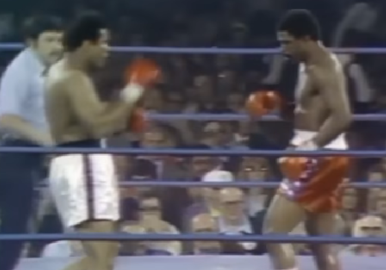 Muhammad Ali KOs Ron Lyle This Day May 16, 1975