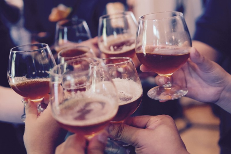Study shows high health burdens of very high risk drinking
