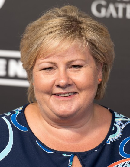 30 Surprising Facts You Probably Didn T Know About Erna Solberg People Boomsbeat