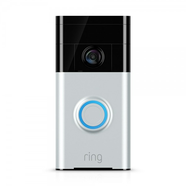 Ring Video Doorbell with HD Video, Motion Activated Alerts, Easy Installation